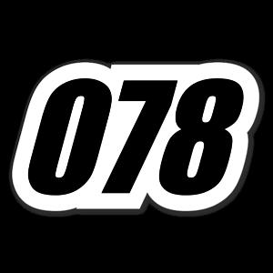 078 sticker